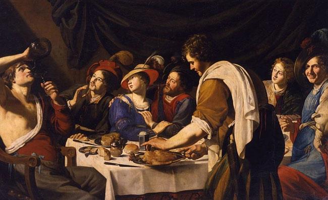Los banquetes más famosos
