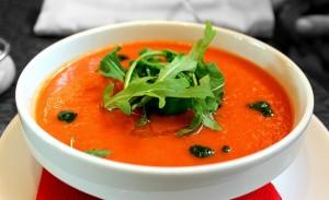 Cómo preparar gazpacho casero